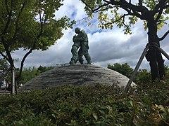Brothers Statue at the Seoul War Memorial.jpg