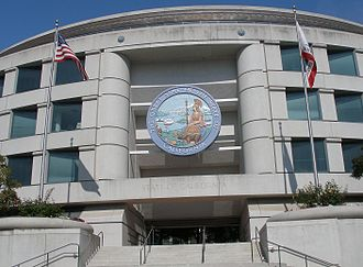 California Public Utilities Commission - Image: Brownofficebuilding (1)