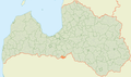 Brunavas pagasts LocMap.png