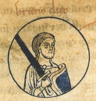Martyrs of Ebsdorf - Bruno, Duke of Saxony.