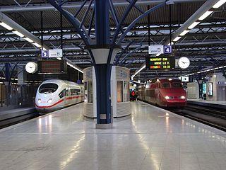 collection of European Union legislation, intended to revitalise railways across Europe