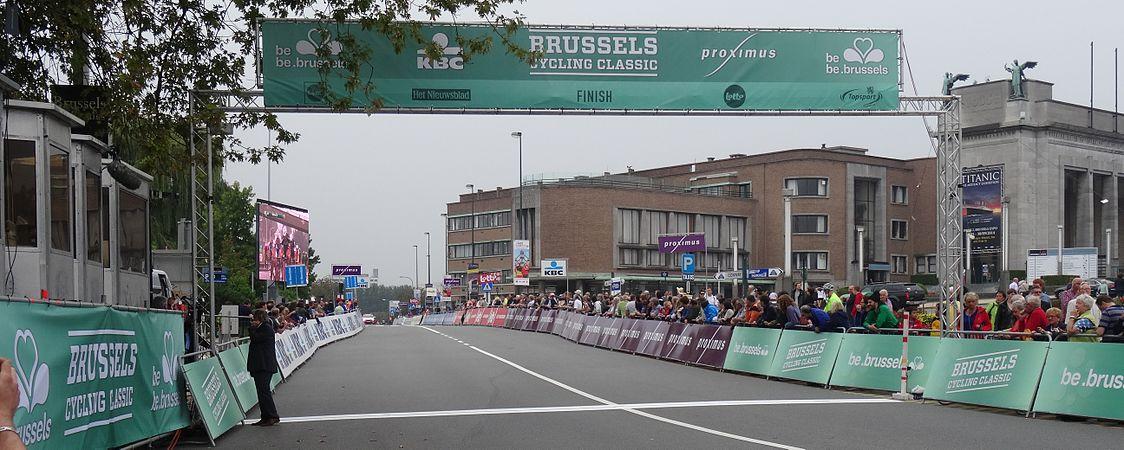 Bruxelles - Brussels Cycling Classic, 6 septembre 2014, arrivée (A26).JPG
