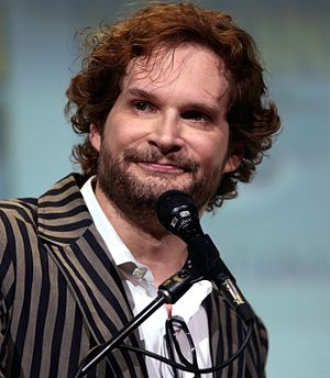 Bryan Fuller - Fuller at the 2016 San Diego Comic Con International