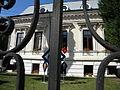 Bucuresti, Romania, Casa pe Str. Frumoasa nr. 39, sect. 1 (casa printre gartii).JPG