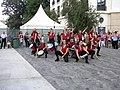 Bucuresti, Romania. Festivalul International de Teatru de Strada.13 Iulie- 5 August 2018. Formatia Batucada Timba (Spania) (6).jpg