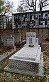 Budapest, Farkasréti temető, második világháborús sír, 2.jpg