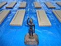 Buddha statue and Buddhist Scripture which were stolen and caught in Izuhara customs, Tsushima.jpg