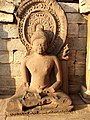 Buddha statue at sanchi stupa.jpg
