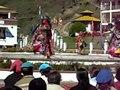 File:Buddhist spiritual dance Bomdila.webm