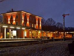 Buergerbahnhof Landsberg am Lech