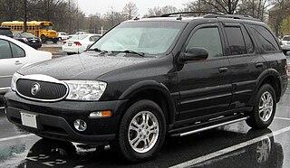 Buick Rainier Motor vehicle