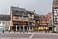 Buildings at 1-9 rue des Tetes in Colmar.jpg