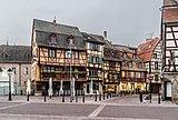 Buildings at 1-9 rue des Tetes in Colmar.jpg