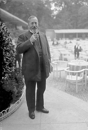 Scheidemann cabinet - Bernhard Dernburg (July 1931)
