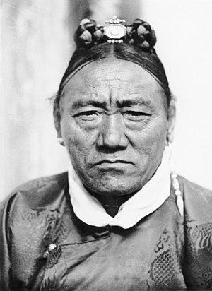 Tsarong - Tsarong Dzasa, 1938