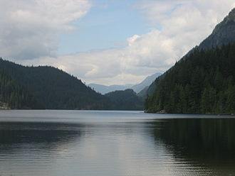 Quagmire (The X-Files) - Exterior shots for the episode were filmed at a variety of locales, including Buntzen Lake, in the Greater Vancouver area.