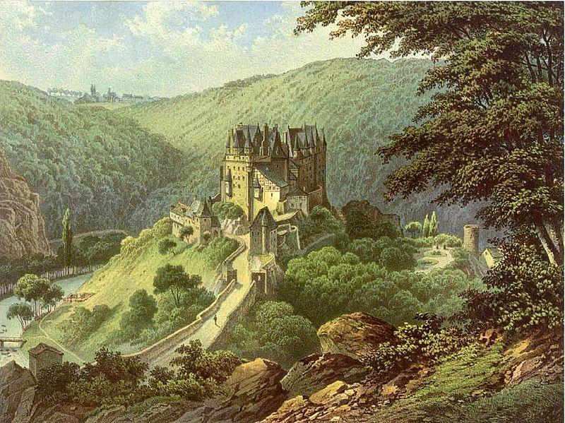 File:Burg Eltz Sammlung Duncker.jpg