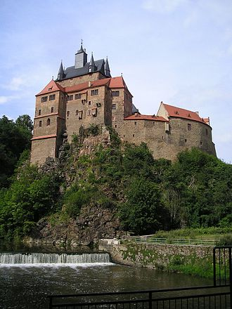 Kriebstein Castle - Image: Burg Kriebstein