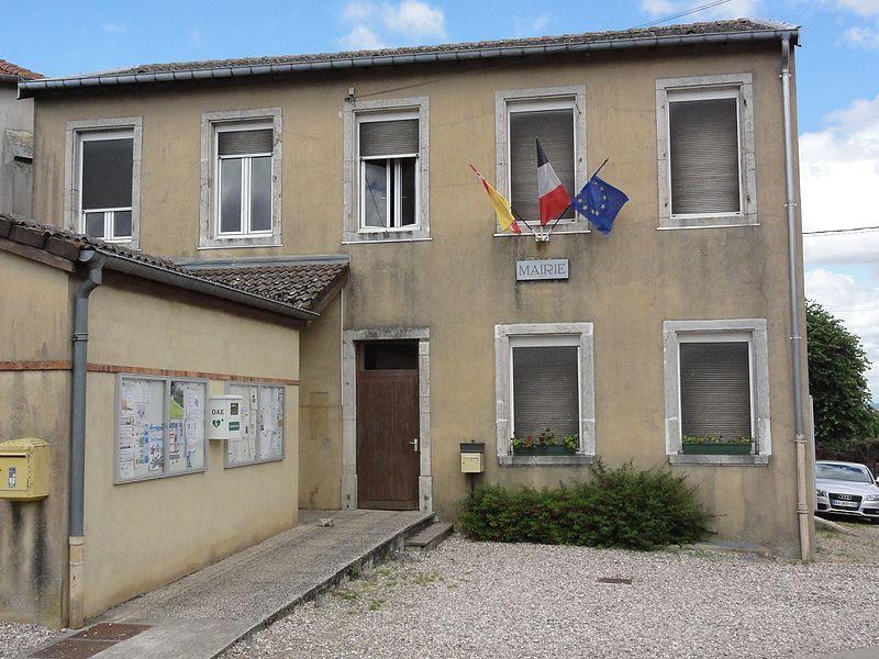 Burthecourt-aux-Chênes (M-et-M) mairie
