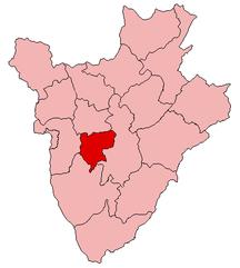 Province de Mwaro