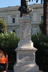 Busto di Giuseppe Massari