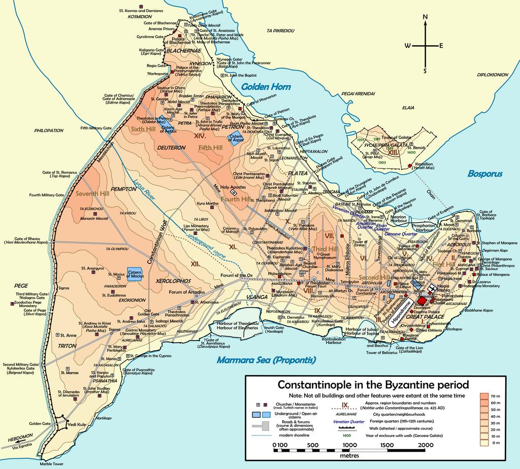 اقدامات ژوستینین در دفاع بیزانس از کشورروم