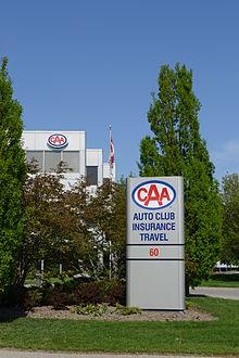 Canadian Automobile Association - Wikipedia
