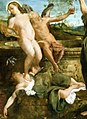 CARRACCI, Annibale - An allegory of Truth and Time (1584-5) (cropped).JPG