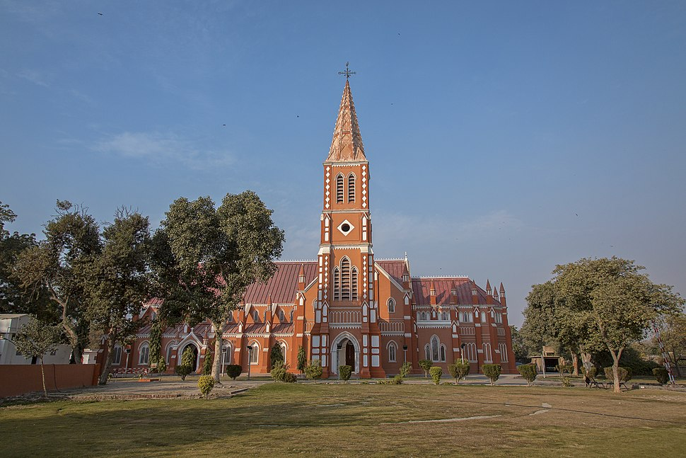 CATHEDRAL OF St. MARY THE VIRGIN CHURCH MULTAN