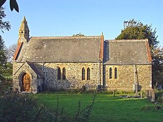 Eglwyswen - Image: CE Eglwyswen