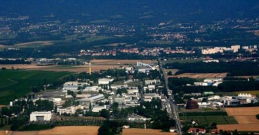CERN-aerial