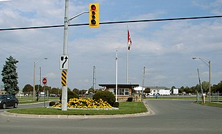 CFB Kingston Canadian Forces base