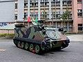 CM-22A1 Mortar Carrier Display at Hongchailin Camp 20161224a.jpg