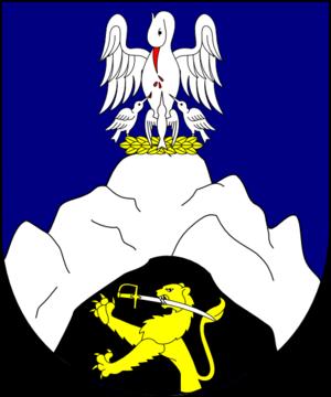 Batthyány - Arms of the Batthyány family