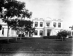 Deli Company - Image: COLLECTIE TROPENMUSEUM Het proefstation van de Deli Maatschappij te Medan T Mnr 60012530