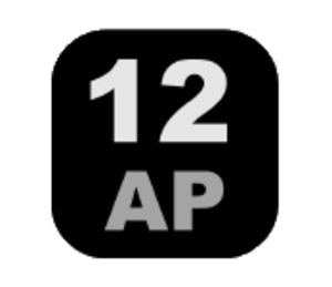 Television in Portugal - Image: CPT 12AP