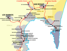 La l nea de la concepci n wikipedia la enciclopedia libre - Autobus madrid puerto de santa maria ...