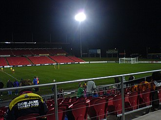 Penrith Stadium - Image: CUA Stadium 3