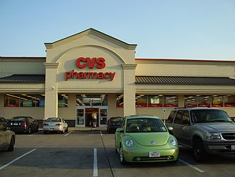 Eckerd Corporation - A CVS Pharmacy in Southside Place, Texas that was formerly an Eckerd