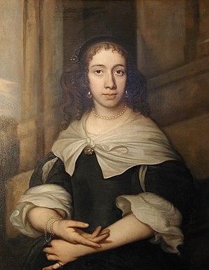 C J van Ceulen Luise Henriette von Oranien