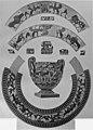 Ca. 1895-1920 drawing of the François Vase ca 575 BCE.jpg