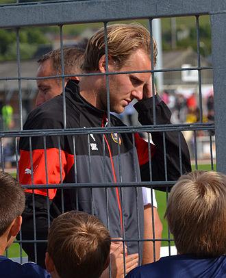 Ola Toivonen - Toivonen with Rennes in 2014