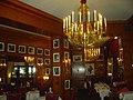 Cafe Le Fouquet's, interior - Paris 2011.jpg