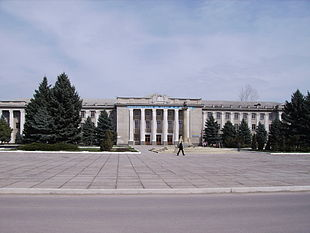 """B. P. Hasdeu"" State University"