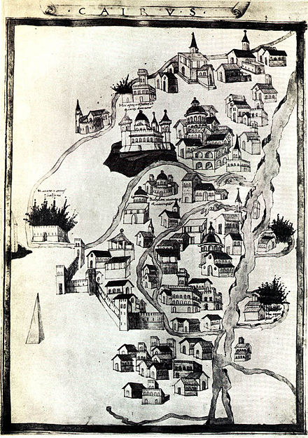 Cairo map1492 schedel