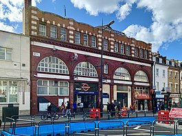 Camden Town station building 2020 side.jpg