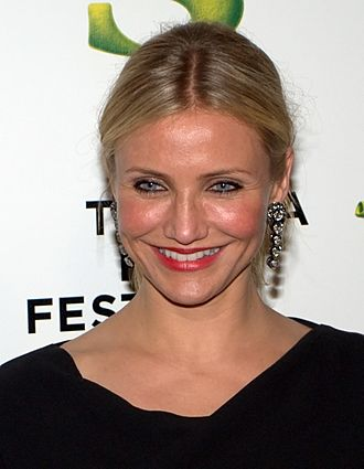 Shrek Forever After - Image: Cameron Diaz by David Shankbone
