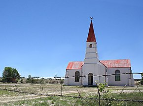 A church in Campbell