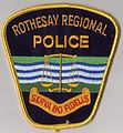Canada - new brunswick - rothesay regional police.JPG