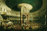 Canaletto - The Interior of the Rotunda, Ranelagh, London WAR COMP 132.jpg